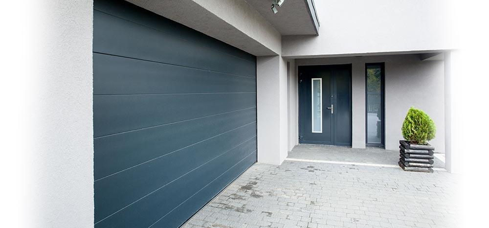 Portes de Garage sectionnelles et motorisation de portail